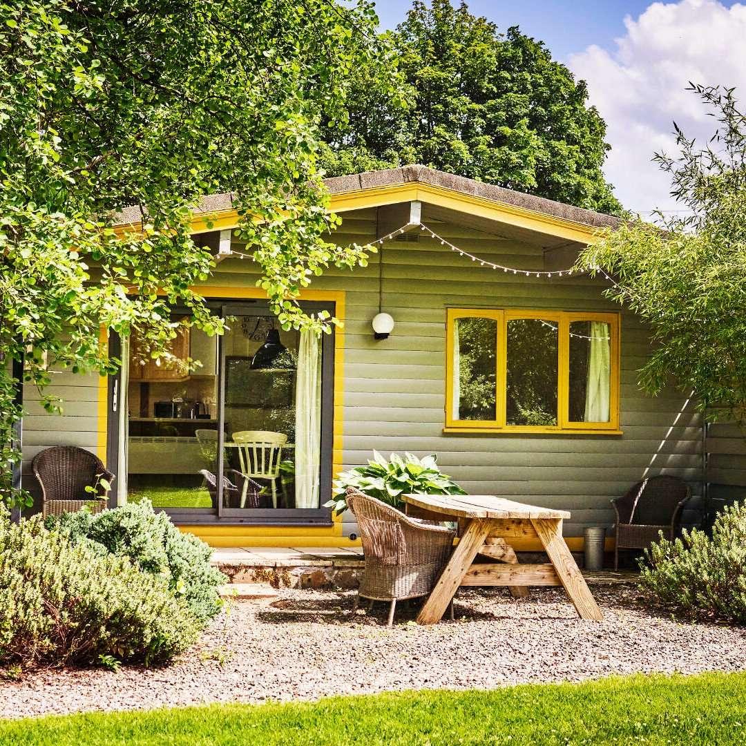 Lochend Chalets Log Cabins